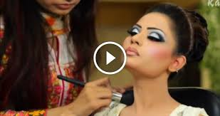 arabic makeup by kashees beauty parlour