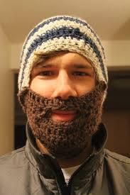 Beard Hat Crochet Pattern Impressive Crochet Beard Hat Organically Crafty