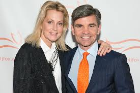 Alexandra Wentworth Ali Wentworth And George Stephanopoulos On Balancing Duties In