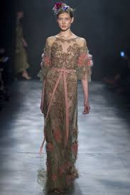 Marchesa Fall 2017 Ready to Wear Fashion Show Marchesa