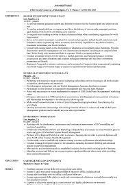 Investment Consultant Resume Samples Velvet Jobs