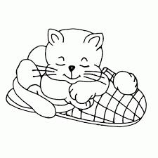 25 Ontwerp Kleurplaten Schattige Kittens Mandala Kleurplaat Voor