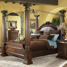 four poster bedroom furniture. Ashley Furniture Beds For Sale | Mollino Canopy Bed By Furniture, Four Poster Bedroom