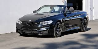 black bmw convertible 2015.  2015 First 2015 BMW M4 Convertible From EAS Gets Unique Blackedout Look   Torque News On Black Bmw M