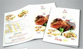 Restaurant Menu Design Templates Restaurant Menu Templates Free Romance Guru Template