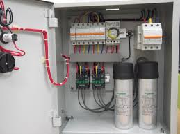 capacitor for power factor correction ~ wiring diagram components capacitor bank installation procedure at Power Factor Correction Capacitor Wiring Diagram