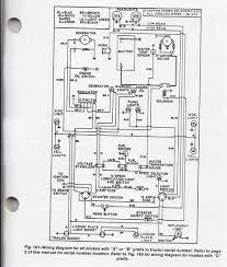 starter wiring diagram for ford 6610 tractor wiring diagram ford 3000 gas light switch mytractorforum com the friendliest
