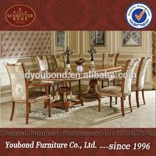0062 european clic dining room furniture high end wood