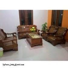 people also love these ideas set kursi tamu kayu jati finishing melamik