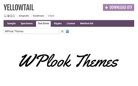 Best Handwritten Fonts For Designers 20 Best Free Handwritten Fonts For Designers Wplook Themes