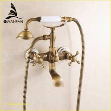 antique brass shower head handheld fresh 23 shower hose for bathtub faucet cool shower curtains
