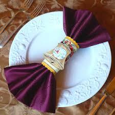 Christmas napkin ring photo