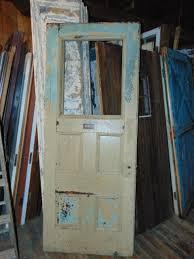 antique exterior doors
