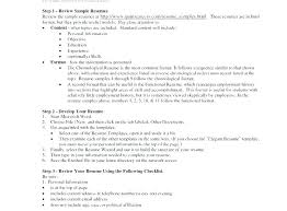 Resume Format Word Doc Resumes Curriculum Vitae Template Word ...