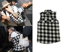Small Picture Justin Bieber Fashion My Style Pinterest Checked shirts and