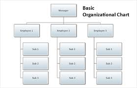 67 Unusual How To Draw An Organizational Chart
