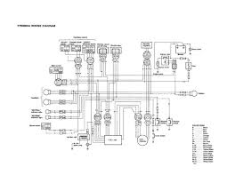 yamaha warrior 350 wiring diagram yamaha image yfm 350 warrior wiring diagram car wiring schematic diagram on yamaha warrior 350 wiring diagram