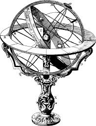 Orrery Mechanical Clockwork Machines Showing Movement Of Planets