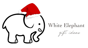 white elephant gift clip art. Fine Elephant White Elephant Gift Exchange Clip Art  Christmas Hat White Throughout Elephant Gift Art I