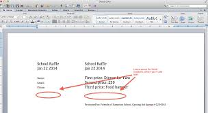 free ticket creator create numbered raffle tickets in word for mac 2011