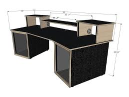 home studio desk design. my new home-recording studio desk project - harmony central | digital pinterest desk, desks and home design o