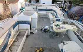 best replacement pontoon seats and