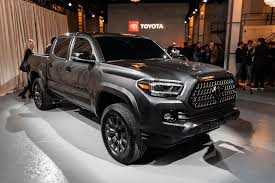 Including destination charge, it arrives with a manufacturer's suggested retail price. Toyota Revels Nightshade Special Edition Trucks At Chicago Auto Show Roadshow