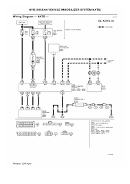 repair guides body, lock & security system (2003) nvis (nissan Immobilizer Wiring Diagram wiring diagram nats (2003) omega immobilizer wiring diagram