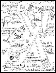 garden tools names. garden-tools-handout garden tools names