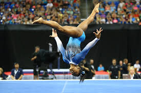Meet Simone Biles who is about to turn Olympic gymnastics upside