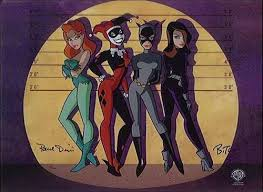 cat girl batman sexy comic dc woman harley quinn catwoman Poison Ivy poison  dc comics femme fatale harley bros femme quinn Cat Woman warner Ivy Warner  Bros fatale Gotham warner brothers