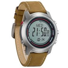 spovan outdoor digital watches with leather band mg 01 sports watch with altimete barometer compass