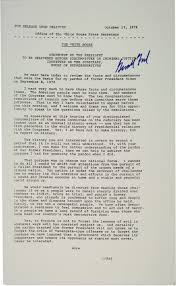 president ford s statement on pardoning richard nixon the gerald ford s statement before subcommittee on criminal justice regarding his pardon of nixon 17