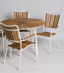 new danish furniture. Danish Design Re-produced 1950s Retro Outdoor Furniture \u2013 New Plantation Teak