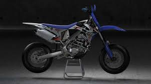 supermoto racing in ride 2 videogame