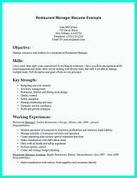 Best Of Waiter Resume Sample Resume Examples