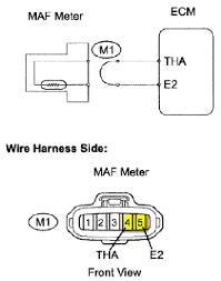 iat sensor performance chip installation procedure  iat sensor performance chip installation procedure 1999 2006 toyota camry iat sensor maf sensor location pinout wiring diagram