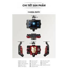 CAMERA HÀNH TRÌNH GNET HÀN QUỐC IRON MAN SIÊU ANH HÙNG HỒI SINH - Camera  hành trình ô tô Thương hiệu OEM