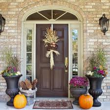 fall front door decorationsExceptional Fall Front Door Decor Front Doors Superb Fall Front