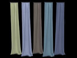 under the stairs curtain sheer