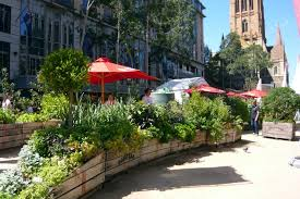 Small Picture HOT Metlink Edible Garden Melbourne Food and Wine Festival City