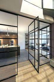 steel and glass door commercial interior steel doors with glass steel glass doors