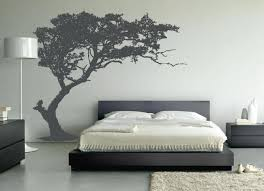 Palm Tree Bedroom Decor Large Wall Tree Decal Forest Decor Vinyl Sticker Highly Detailed