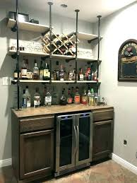 wall bar shelves bar shelving ideas shelves commercial in remodel 4 led wall mounted bar shelf