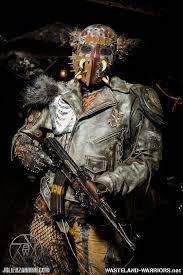 Wastelander Portraits: City Hunter by Wasteland-Warriors on ...