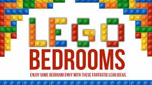 Lego Bedroom Creative Lego Bedroom Ideas Infographic