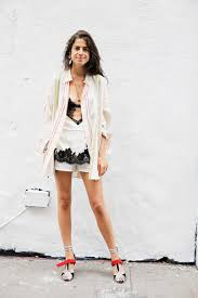 The Man Repeller 5 Ways 5 Days An Expensive Lace Camisole Man Repeller