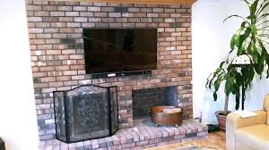 mount tv on fireplace brick mounting over brick over fireplace ct mount above mounting plasma tv