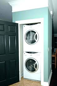 washer dryer front load and gallery stacking kit stackable height dimensions whirlpool d height of washer and dryer