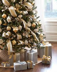 Images Of Christmas Tree Decorations Gold And Silver Home Design Decorating  Ideas